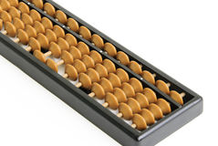Japanese abacus Royalty Free Stock Photo