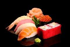 Japanese allsort Royalty Free Stock Images