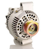 Japanese alternator Royalty Free Stock Image