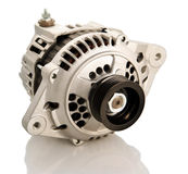 Japanese alternator Stock Photo