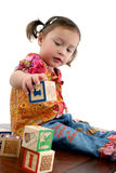 Japanese American Preschooler Stock Photo