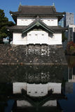 Japanese Ancient Castle in Tokyo Stock Photos