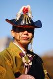 Japanese archer, Tokyo, Japan Stock Image