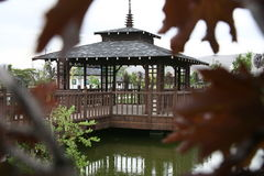 Japanese Architecture Royalty Free Stock Photos