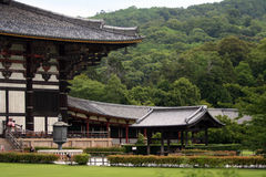 Japanese architecture Stock Photography
