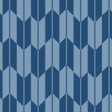 Japanese arrows pattern Royalty Free Stock Image