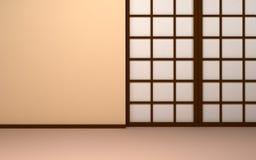 Japanese background Royalty Free Stock Photography
