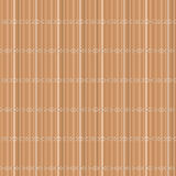 Japanese bamboo mat. Vertical. Seamless pattern. Royalty Free Stock Photos