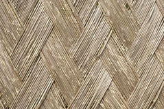 Japanese bamboo texture Royalty Free Stock Photos