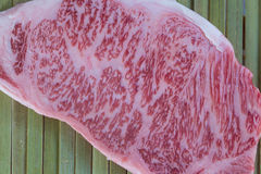 Japanese Beef Royalty Free Stock Photography
