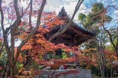 Japanese belfry in Japan Royalty Free Stock Image
