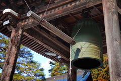 Japanese Bell Stock Images