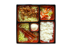 Japanese Bento Stock Images