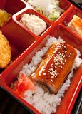 Japanese Bento Lunch Stock Images