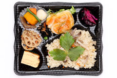 Japanese bento lunch Stock Photography