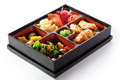 Japanese Bento Lunch Royalty Free Stock Image