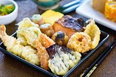 Japanese Bento set Stock Images