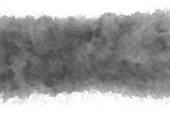 Japanese black ink watercolor abstract or grunge vintage hand paint background. Japanese natural black ink watercolor abstract or grunge vintage hand paint royalty free stock photo