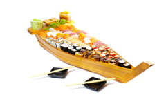 Japanese boat Royalty Free Stock Photography