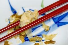 Japanese bonito flakes Stock Photography