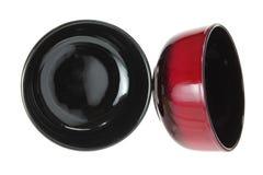 Japanese Bowls Stock Image