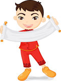 Japanese boy Royalty Free Stock Images