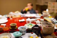Japanese breakfast Stock Photos