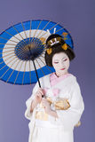 Japanese bride Stock Image