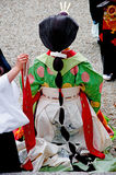 Japanese bride Stock Photography