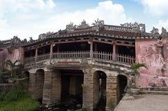 Japanese Bridge in Hoi An. Vietnam Stock Photography