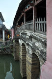The Japanese Bridge in Hoi An, Vietnam Stock Images