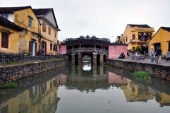 The Japanese bridge, Hoi An, Vietnam Royalty Free Stock Image