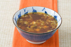 Japanese Broth Stock Image