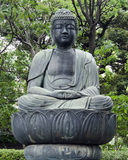 Japanese Buddha Royalty Free Stock Images