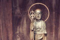Japanese Buddha statue Stock Images