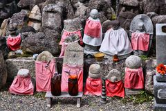 Japanese Buddhism Stock Photography