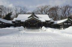 Gokuku Shrine Sapporo Japan Stock Images