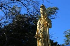 Japanese Buddhist Statue Royalty Free Stock Photo