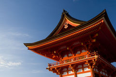 Japanese Buddhist Temple Stock Image