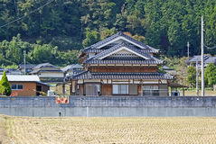Japanese building Royalty Free Stock Image