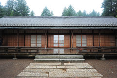 Japanese building Royalty Free Stock Images
