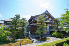 Japanese building Royalty Free Stock Photography