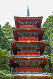 Japanese building Nikko. Stock Image