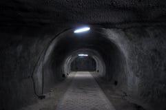 The Japanese bunker in Bukittinggi Stock Photos