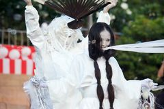 Butoh Dance Royalty Free Stock Image