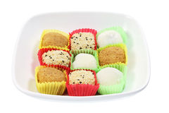 Japanese  Cakes Royalty Free Stock Image