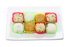 Japanese  Cakes Royalty Free Stock Images