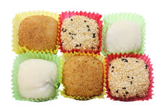 Japanese  Cakes Stock Photo