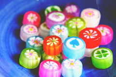 Japanese candy Royalty Free Stock Image
