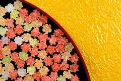 Japanese candy Royalty Free Stock Photography